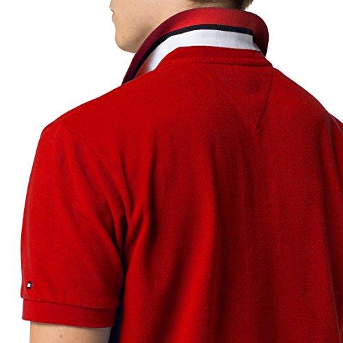 Tommy Hilfiger Stan-Polo-Hemd Formula Rot