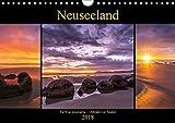 Neuseeland - Attraktiver Süden (Wandkalender 2018 DIN A4 quer): Die Südinsel Neuseelands ist die Insel der Gegensätze. (Monatskalender, 14 Seiten ) ... [Kalender] [Apr 28, 2016] Klinder, Thomas