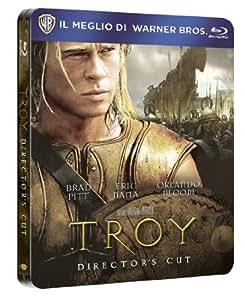 Troy (Director's Cut) (Limited Steelbook)