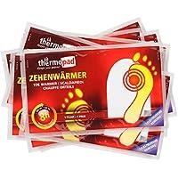 Thermopad Zehen-Wärmer | Angenehme Wärme für die Zehen | 37°C | ultra dünne Heiz-Pads | sofort einsetzbar | 8 Stunden intensive Wärme  | 10 Paare