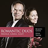 Liszt: Romantic Duos [Bejamin Schmid, Ariane Hearing ] [Two Pianists: TP1039299] by Bejamin Schmid (2013-12-05)