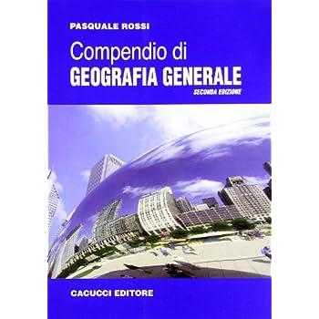 Compendio Di Geografia Generale