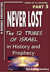 Never Lost: The Twelve Tribes of Israel: Mysteries in History and Prophecy! Book 5 (English Edition)