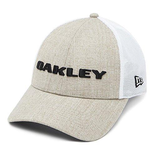 Oakley Heather New Era Hat Cap Lifestyle Herren, Rye, fr: Einheitsgröße (Größe Hersteller: U)