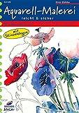 Christophorus Atelier, Aquarell-Malerei leicht & sicher, Blumenmotive - Kirsi Zühlke