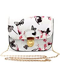 Blingg Floral Mania Sling Bag Gift For Girls/Women