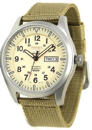 Seiko (Seiko) Armbanduhr Parallel importsmen 's 5Sport Desert Military Automatik Herren Armbanduhr snzg07j1[] snzg