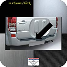 Richard Grant Mouldings Ltd. RGM RBP553 - Protector para Parachoques Trasero para Suzuki Grand Vitara