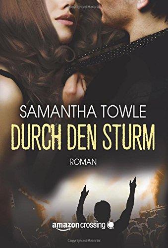 Buchseite und Rezensionen zu 'Durch den Sturm' von Samantha Towle