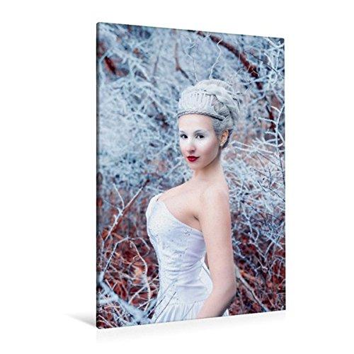 and 80 cm x 120 cm hoch, Frost und Eis | Wandbild, Bild auf Keilrahmen, Fertigbild auf echter Leinwand, Leinwanddruck: Ein modernes Märchen (CALVENDO Menschen) (Eis Märchen Kostüme)