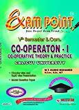 Exam Point Fifth Semester Co-Operation-1 Co-Operative Theory & Practice For Calicut University B.Com Students