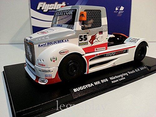 Flyslot 205101 Buggyra MK R08 Nürburgring Truck G.P 2014 Adam Lacko