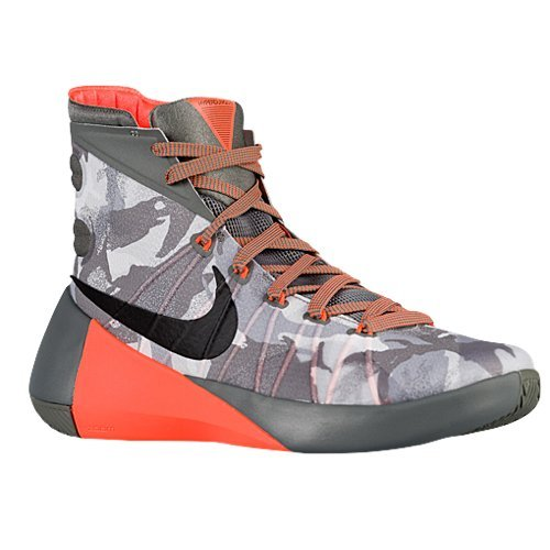 e190a06cdbfe Nike Hyperdunk 2015 Premium Women s Basketball Shoes 749567-001 Size 13  D(M) US Men M - Grey Black Silver Grey - Buy Online in Oman.