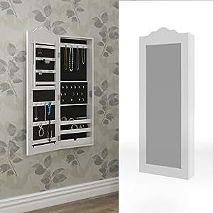 armoire avec miroir armoire bijoux blanc armoire murale miroir petite cuisine maison. Black Bedroom Furniture Sets. Home Design Ideas