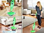 Warehouse UK 12 in 1 Steam Mop 1300W...