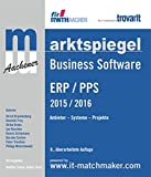 Marktspiegel Business Software ERP/PPS 2015/2016: Anbieter - Systeme - Projekte