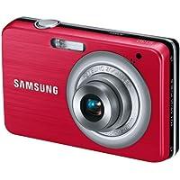 Samsung ST30 Digitalkamera (10,1 Megapixel, 3-fach opt. Zoom, 6 cm (2.36 Zoll) Display, Weitwinkel, bildstabilisiert) pink