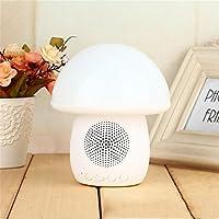 SHJILYYINX Luz portátil del Color del Altavoz de Bluetooth, 120 pequeña iluminación