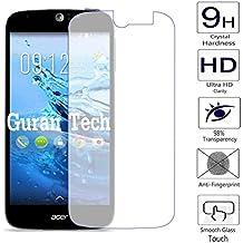 Guran® Protector de Pantalla Vidrio Cristal Templado Para Acer Liquid Jade Z / Jade S Smartphone Film
