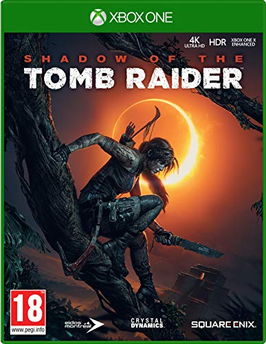 Price comparison product image Shadow of the Tomb Raider (Xbox One)