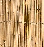 Canisse en Latte de Bambou - 4m x 2m