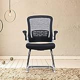 #7: Royaloak Berry Visitor Chair (Black)