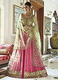 JN Bollywood Anarkali Salwar-Anzug Braut Hochzeitskleid Langes Kleid Anzug ndischen Muslimischen Frauen Kleid Hijab Anarkali Salwar Suit Anzug Partei Tragen hit8