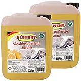Liquide vaisselle concentré liquide vaisselle main citron 20L vaisselle Nettoyant vaisselle Nettoyant Bidon