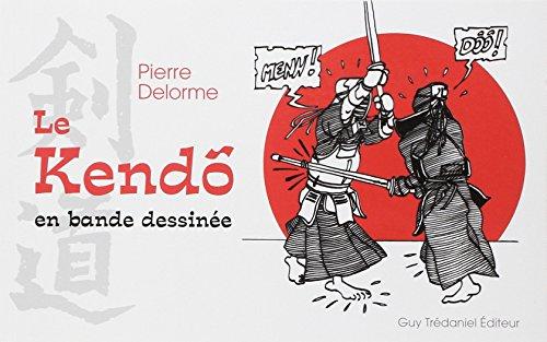 Le Kendo en bande dessine