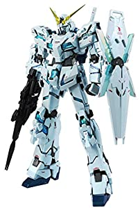 Gundam- Unicorn Final Battle Figura, 20 cm (Bandai BDIGU079828)