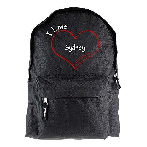 i-love-sydney-modern-rucksack-black
