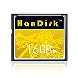 Handisk scheda CF 3anni di garanzia di sostituzione scheda di memoria CF 16GB
