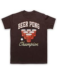 Beer Pong Champion Herren T-Shirt