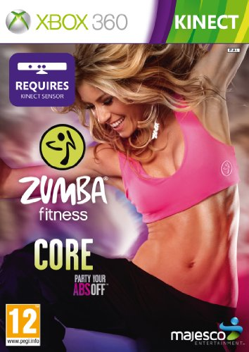 NEW & SEALED! Zumba Fitness Core Kinect Microsoft XBox 360 Game UK - Zumba 360