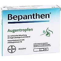 Bayer Bepanthen Augentropfen, 20-er Pack (20 x 0,5 mL) preisvergleich bei billige-tabletten.eu