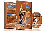 Virtuelle Fahrradstrecken – Outback Australien für Indoor Cycling, Laufband und Lauf Workouts