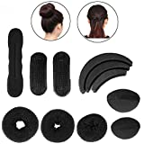 E LV 7 pieces Hair Styling Accessories K...