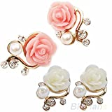 Amour Combo white pink pearl golden rose...