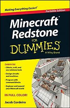 Minecraft Redstone For Dummies (For Dummies Series) by [Cordeiro, Jacob]