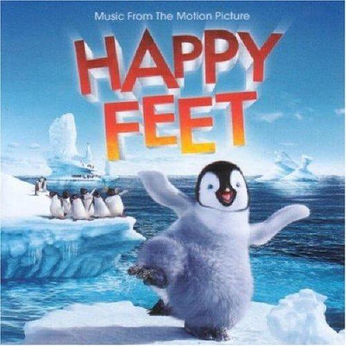 Happy Feet by Original Soundtrack (2007-02-07)