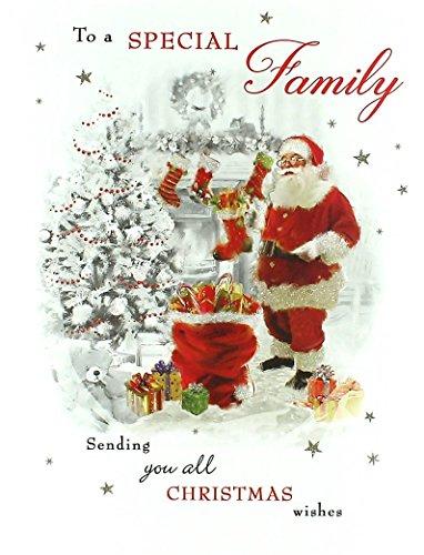 Auguri Di Natale Famiglia.Goldmark A Tutta La Famiglia Di Auguri Di Natale Babbo Natale
