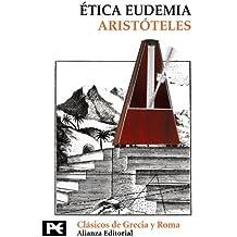 Ética Eudemia (El Libro De Bolsillo - Bibliotecas Temáticas - Biblioteca De Clásicos De Grecia Y Roma)
