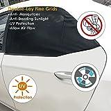 Healthcore online Car Sun Shade Window Sunshade Covers Visor Shield Screen Foldable Auto