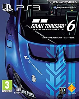 Gran Turismo 6 Edition Anniversaire (B00DZP6394) | Amazon price tracker / tracking, Amazon price history charts, Amazon price watches, Amazon price drop alerts