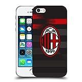 Head Case Designs Ufficiale AC Milan Terza Maglia 2018/19 Kit Cresta Cover Morbida in Gel per iPhone 5 iPhone 5s iPhone SE