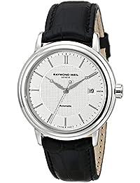 Raymond Weil Reloj de hombre automático 40mm color negro 2837-STC-65001