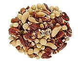 Berries And Nuts Magic Nuts Mix (Pecan, Brazil, Hazel, Macadamia, Almonds, Pista, Walnuts)