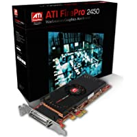Sapphire AMD Firepro 2450 - Scheda grafica GDDR3 2x VHDCI