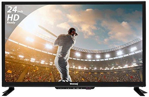 WESTWAY 61 cm (24 Inches) HD Ready LED TV WESTWAY-WEL-2400 (Black)