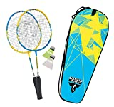 Talbot Torro Uni Attacker Junior THERMOBAG (2017),449501 Set da Badminton, Multicolore, M